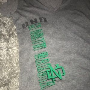 university of North Dakota shirt